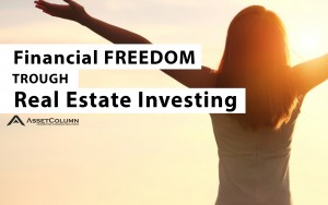 Financial Freedom Through Real Estate Investing - Article