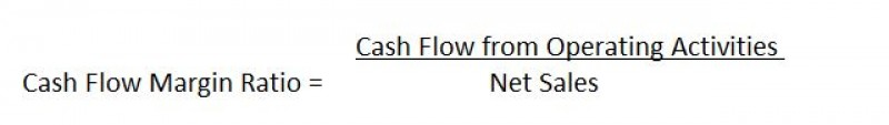 Cash Flow Margin Ratio